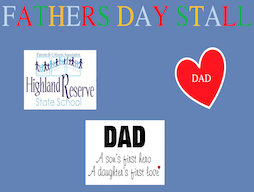 P&C Fathers Day Stall