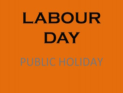 Labour Day Public Holiday