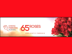 65 Roses for Cystic Fibrosis (CF)