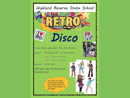 School Disco - Term 4