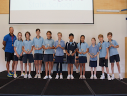 Athletics Carnival Results