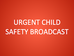 Urgent Child Safety Broadcast for HRSS Parents